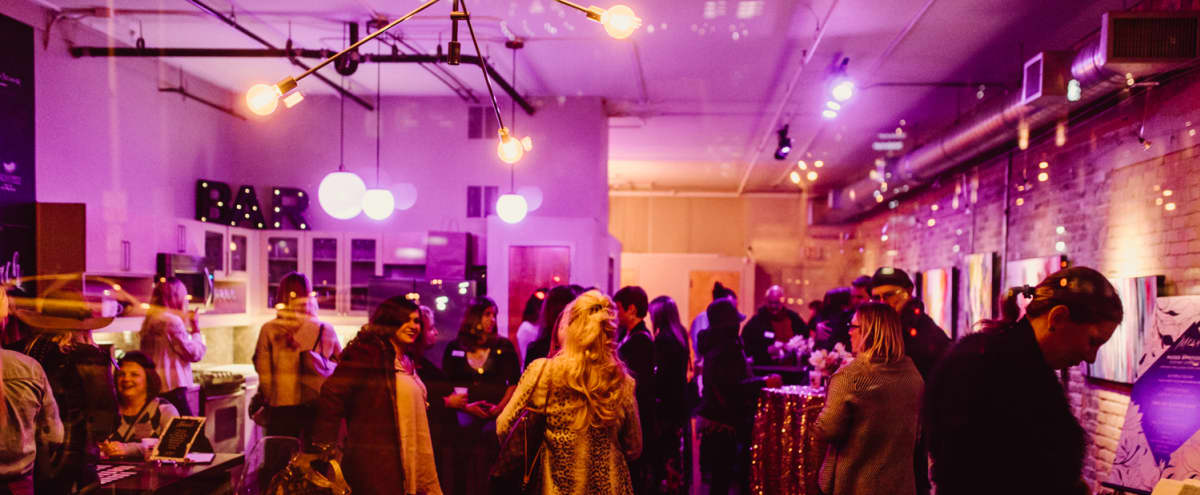 Downtown Loft Event Space in Austin Hero Image in Downtown, Austin, TX