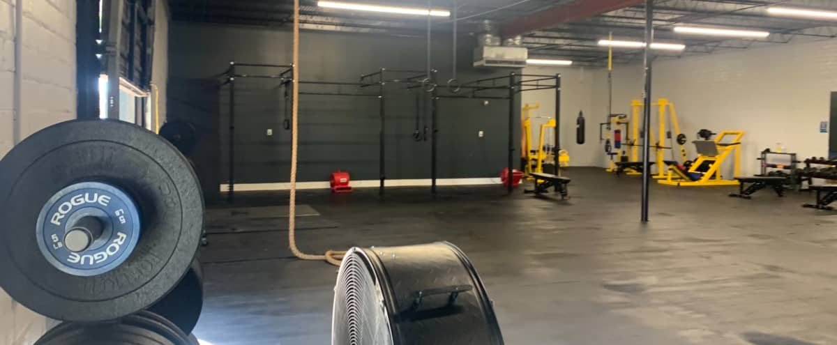 State-of-the-Art CrossFit Gym in Historic Forest Park in Forest Park Hero Image in undefined, Forest Park, GA
