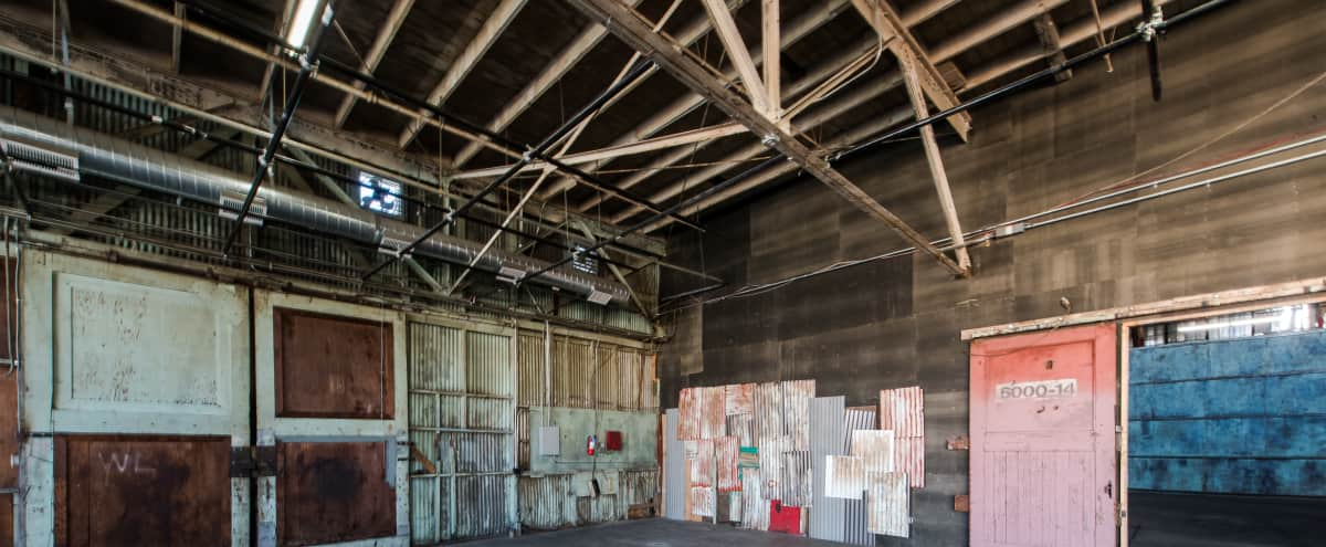 RAW Industrial Warehouse Studio in Los Angeles in Los Angeles Hero Image in South Los Angeles, Los Angeles, CA