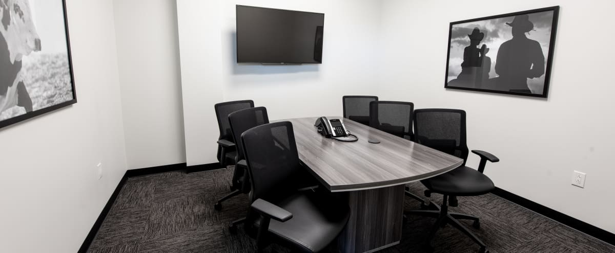 Private Meeting Room for 6 in Plano Hero Image in undefined, Plano, TX