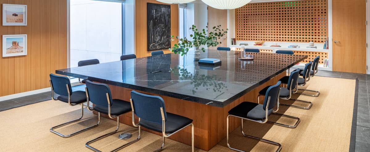 Meeting space guaranteed to impress with amenities in reach in heart of Beverly Hills in Beverly Hills Hero Image in undefined, Beverly Hills, CA
