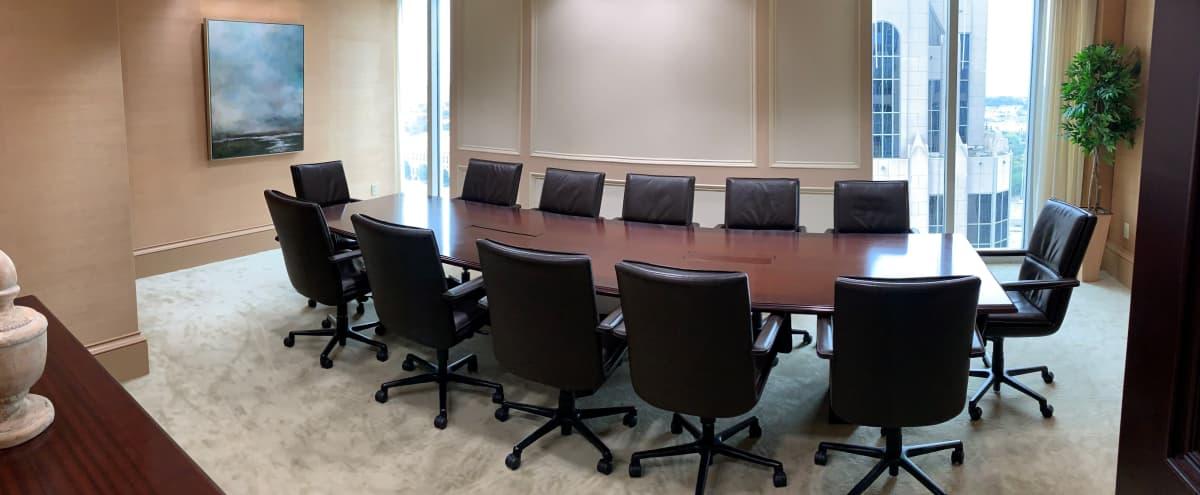 Regions Boardroom & Lobby Area Located in Midtown in Atlanta Hero Image in Midtown, Atlanta, GA