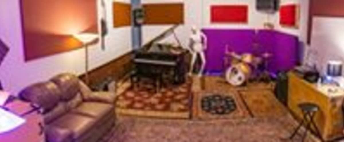 Cozy and Comfortable Rehearsal studio in Minneapolis Hero Image in Seward, Minneapolis, MN