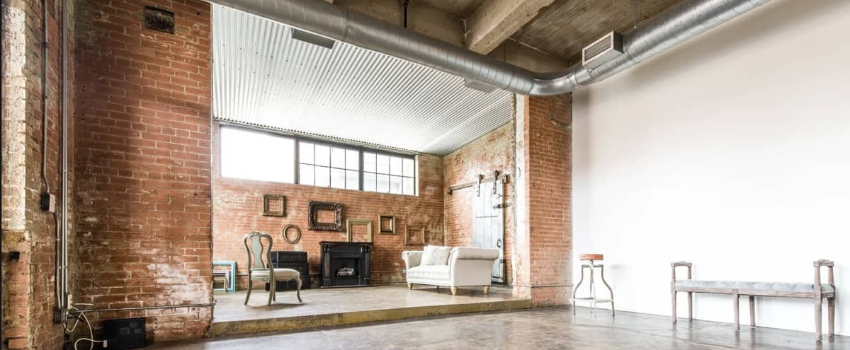 Modern Production Studio With Rooftop in Downtown Dallas in Dallas Hero Image in Deep Ellum, Dallas, TX