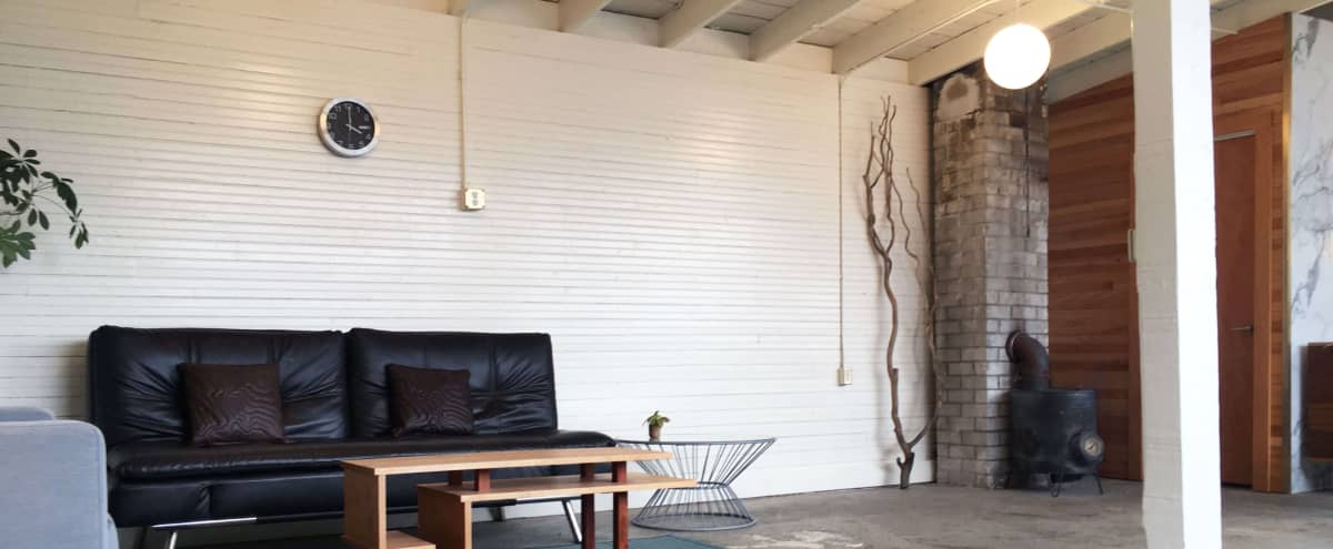 """""""The Urban Cabin"""" - Renovated SODO Stable + Modern & Industrial + Great Natural Lighting in Seattle Hero Image in SoDo, Seattle, WA"""