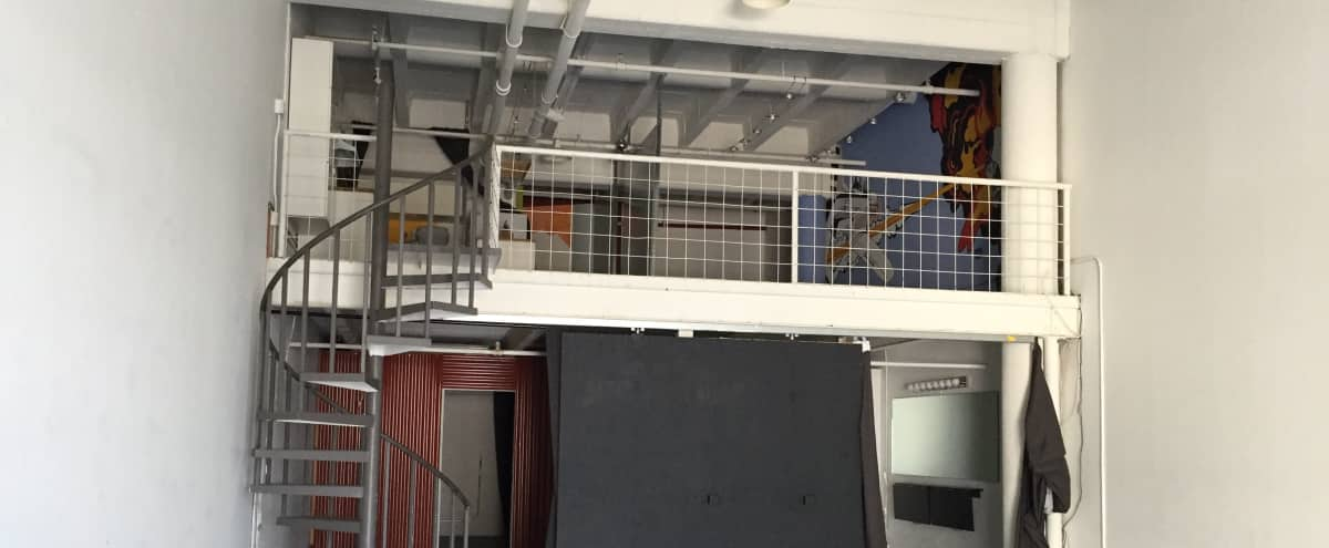Industrial Multi-Use Loft in Los Angeles Hero Image in Central LA, Los Angeles, CA