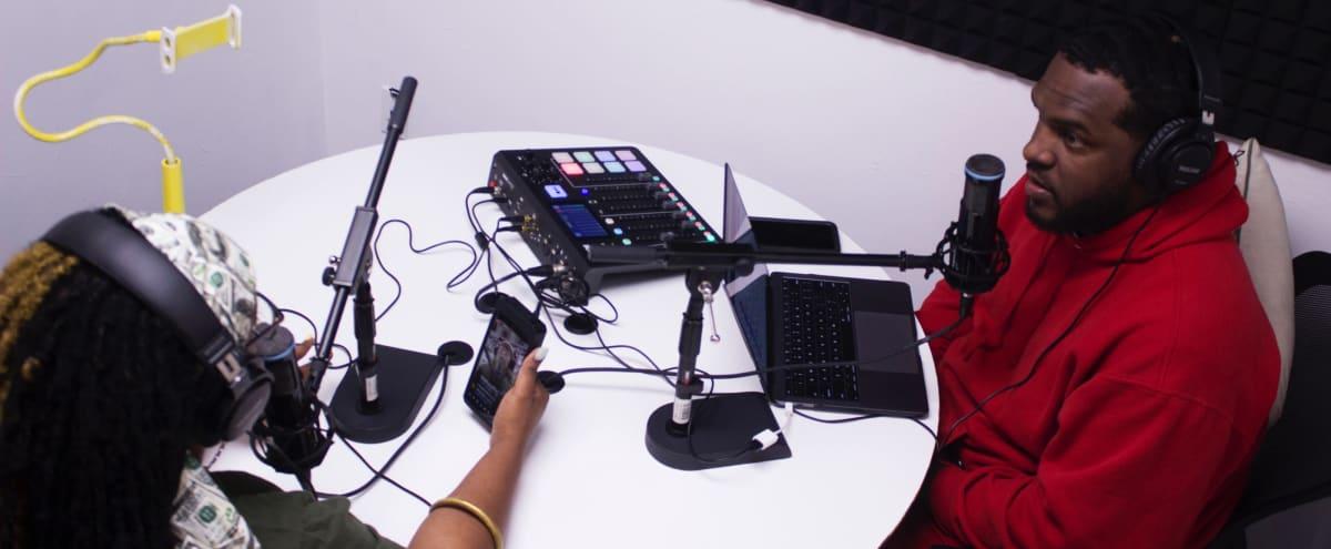 Downtown Podcasting Studio in Dallas Hero Image in Dallas Downtown Historic District, Dallas, TX