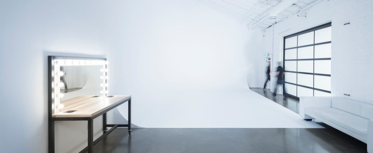 Infinity White Seamless Production Studio on the Westside of LA in Los Angeles Hero Image in undefined, Los Angeles, CA