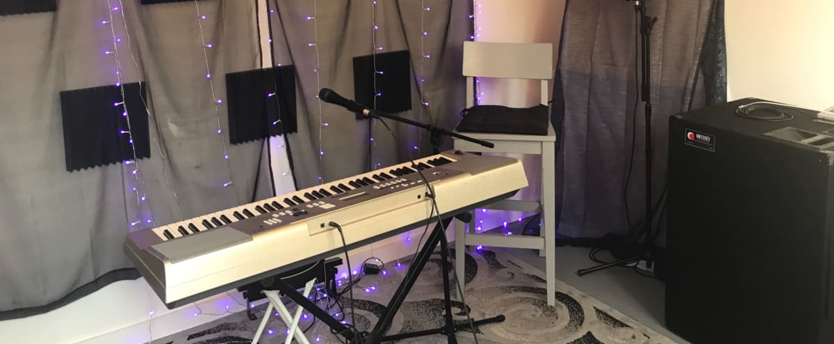 """""""Affordable and Stylish Music Recording and Rehearsal Studio"""" in Los Angeles Hero Image in South Los Angeles, Los Angeles, CA"""