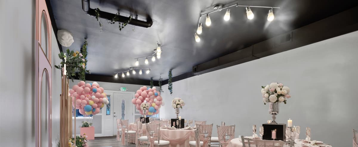 Intimate Contemporary Versatile Urban Gallery and Event Space in Historic Canton Near Waterfront Park in Baltimore Hero Image in Canton, Baltimore, MD
