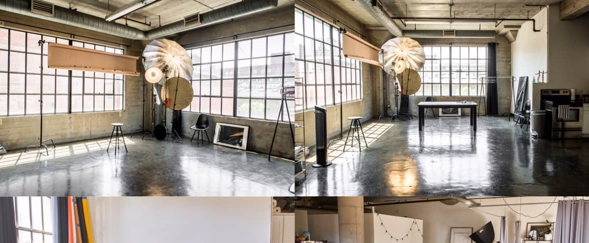 ARTS DISTRICT DAYLIGHT CREATIVE LOFT APARTMENT/STUDIO in Los Angeles Hero Image in Downtown, Los Angeles, CA