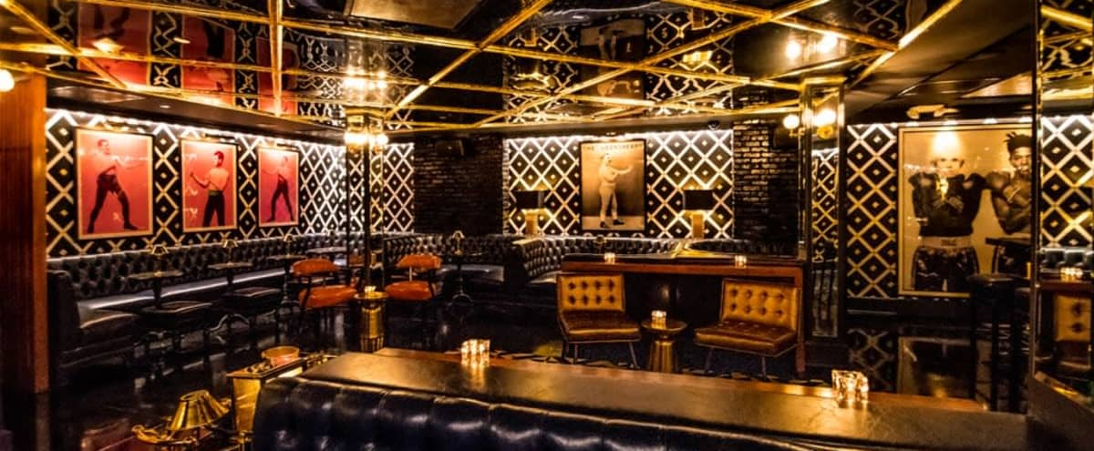 Sophisticated, Stylish Studio54- inspired bar & dance club with light-up dance floor in Downtown LA in Los Angeles Hero Image in Central LA, Los Angeles, CA