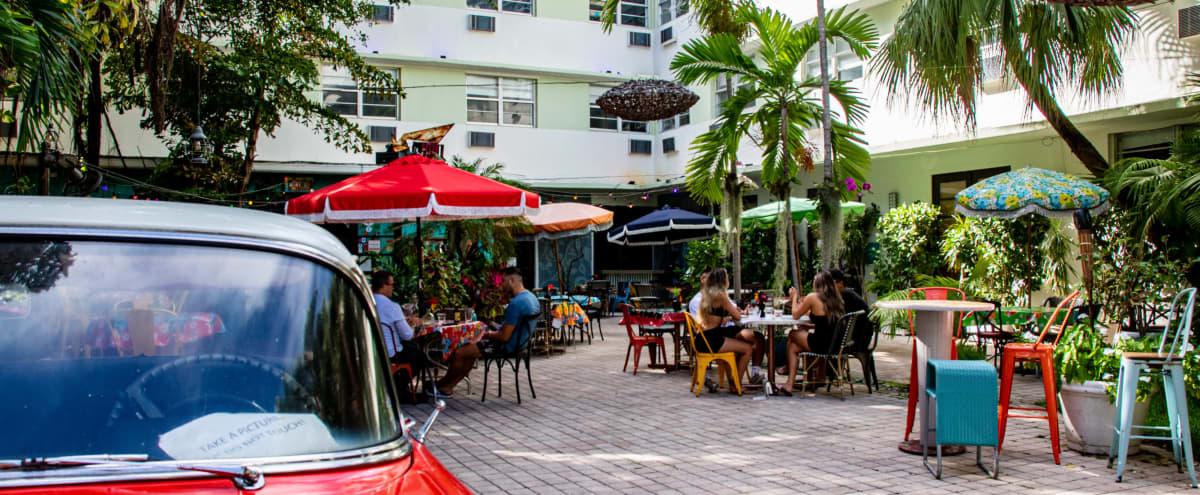 Eclectic Style Cuban Restaurant in Miami Beach Hero Image in South Beach, Miami Beach, FL