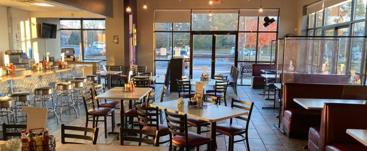 Modern Diner / Restaurant in Austell Hero Image in undefined, Austell, GA