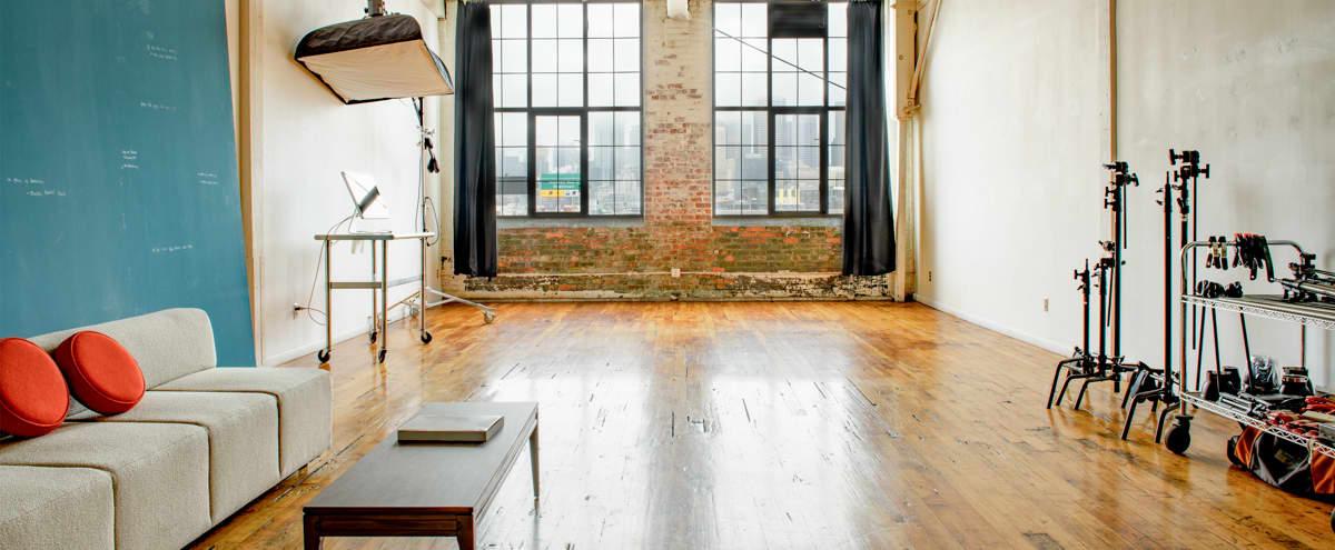 Gorgeous and Spacious Urban-Loft Daylight Photo Studio in SODO in Seattle Hero Image in SoDo, Seattle, WA