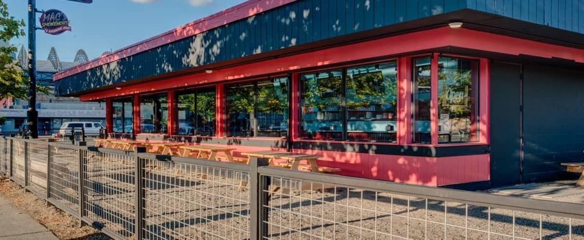 Flexible Event Space in SoDo in Seattle Hero Image in SoDo, Seattle, WA
