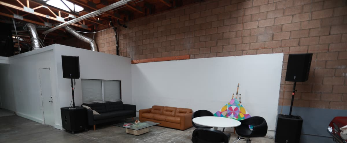 "Production / Warehouse / ""The Brunette"" - A Creative Space in Signal Hill Hero Image in undefined, Signal Hill, CA"