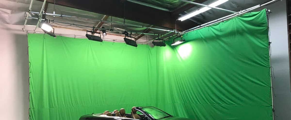Pre-lit Green Screen Studio in Burbank Hero Image in undefined, Burbank, CA