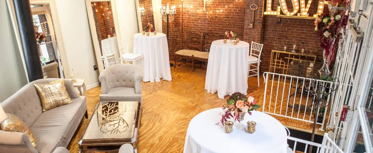 Unique Event Space in Old City in Philadelphia Hero Image in Center City East, Philadelphia, PA