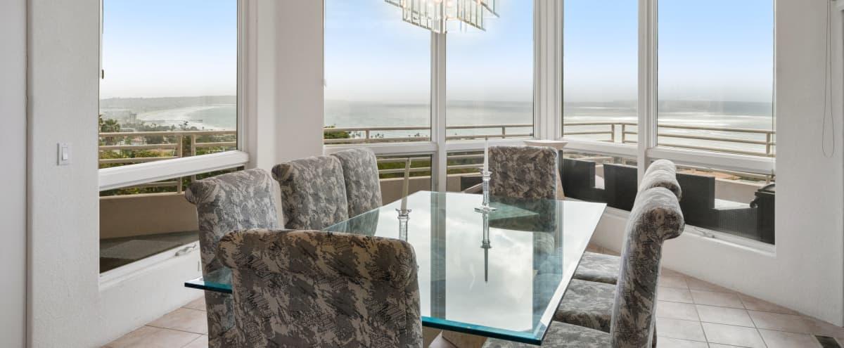 La Jolla Seaside House with Panoramic Ocean View | Perfect for Intimate Events in la jolla Hero Image in Muirlands, la jolla, CA