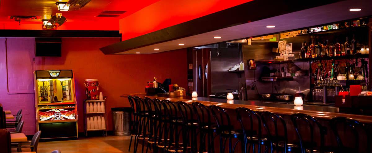 70's dive bar with lush patio in Phoenix Hero Image in Downtown Phoenix, Phoenix, AZ