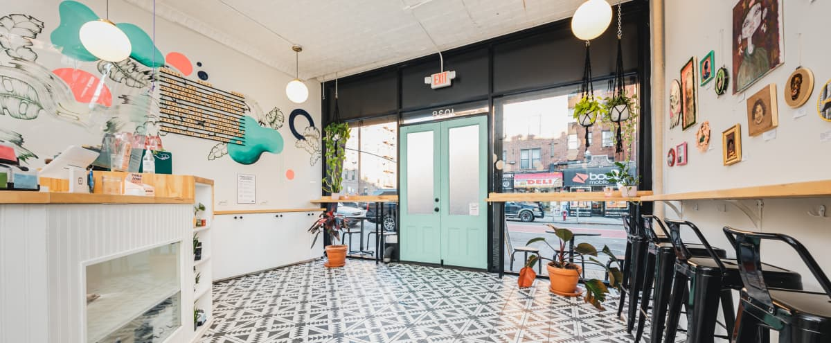 Brooklyn Coffee Shop in Brooklyn Hero Image in Prospect Lefferts Gardens, Brooklyn, NY