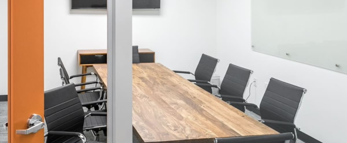 8 Person Conference Room in the Downtown Financial District in San Diego Hero Image in Downtown San Diego, San Diego, CA