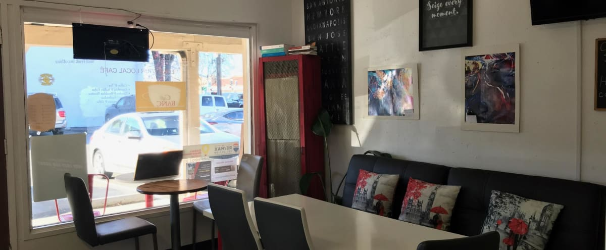Coffee Shop, Tea House, Community Hub, Event Space in Saratoga Hero Image in undefined, Saratoga, CA
