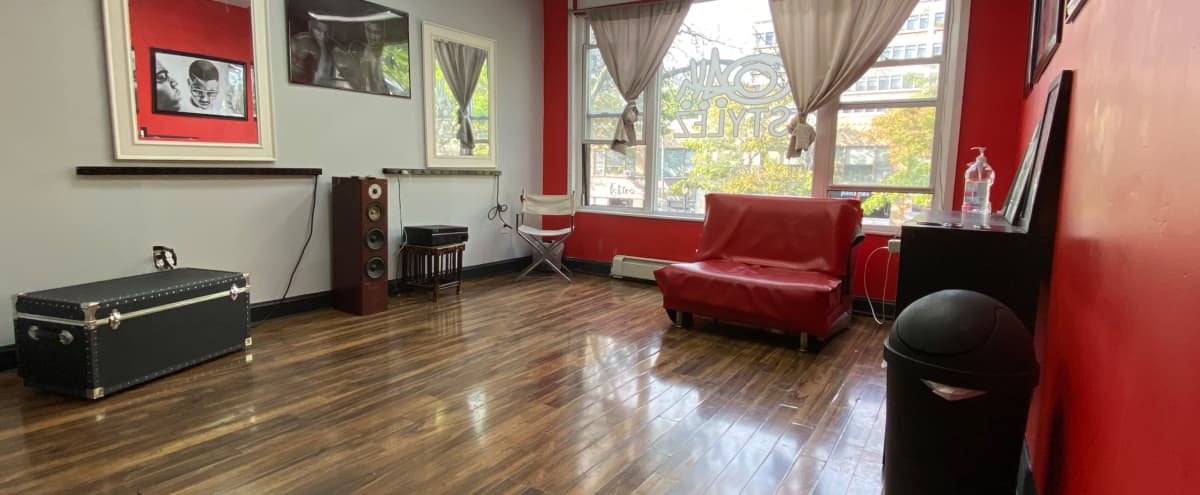 Cozy Downtown Production Studio with Equipment in White Plains Hero Image in undefined, White Plains, NY