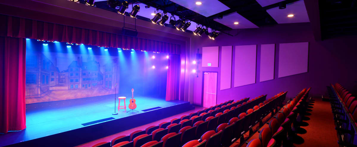 Beautiful Theater with state-of-the-art Lighting and Sound Systems in Campbell Hero Image in undefined, Campbell, CA