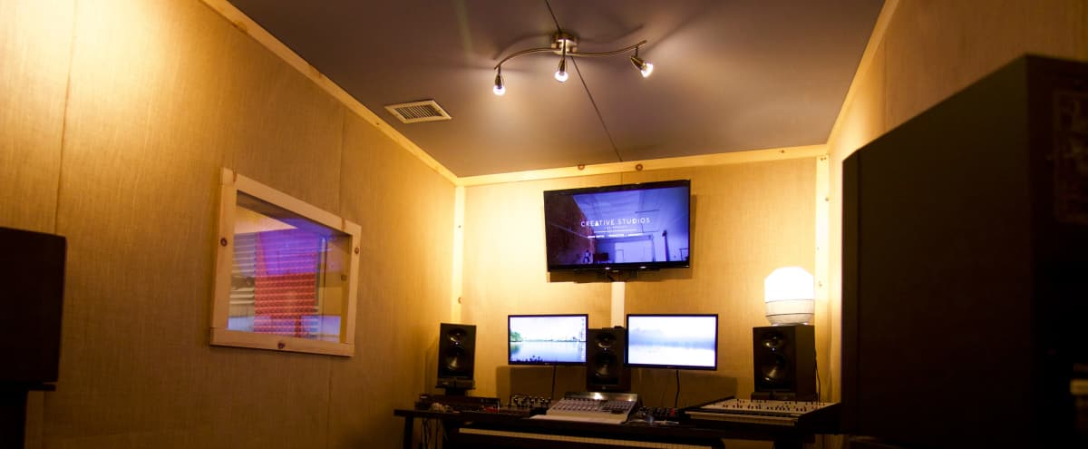 Boutique Production and Edit Suite w/5.1 Surround Sound in Burbank Hero Image in NoHo Arts District, Burbank, CA