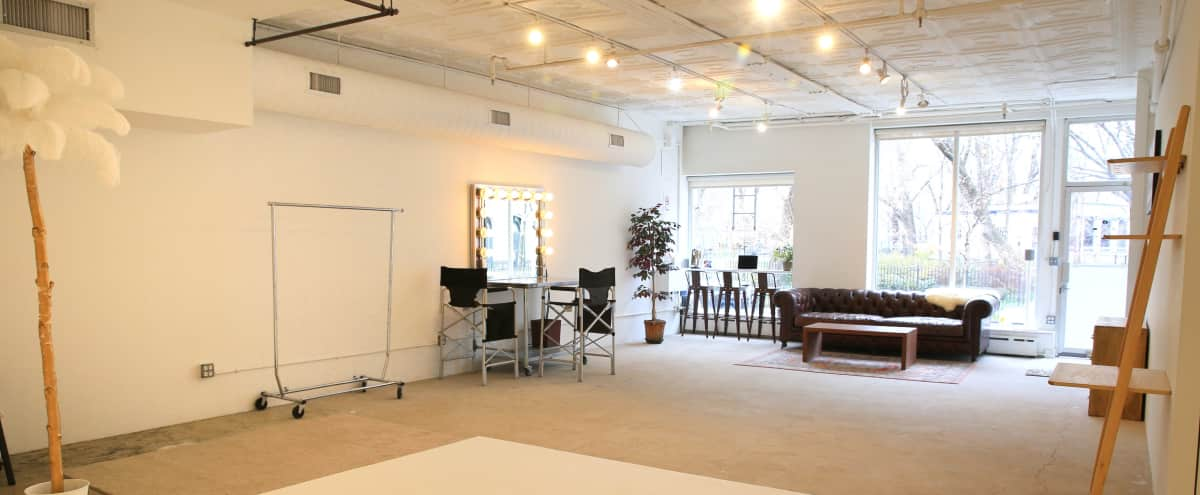 A Modern Photography Studio + Cyclorama  - Lower East Side in New York Hero Image in Lower Manhattan, New York, NY