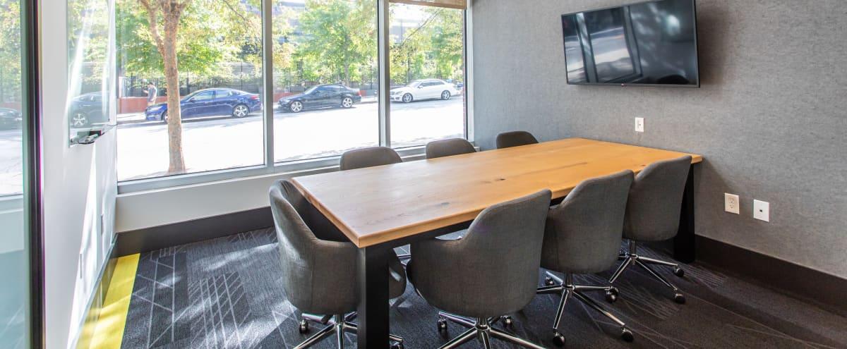 Meeting Room for 7 * Across from Ponce City Market * in Atlanta Hero Image in Old Fourth Ward, Atlanta, GA