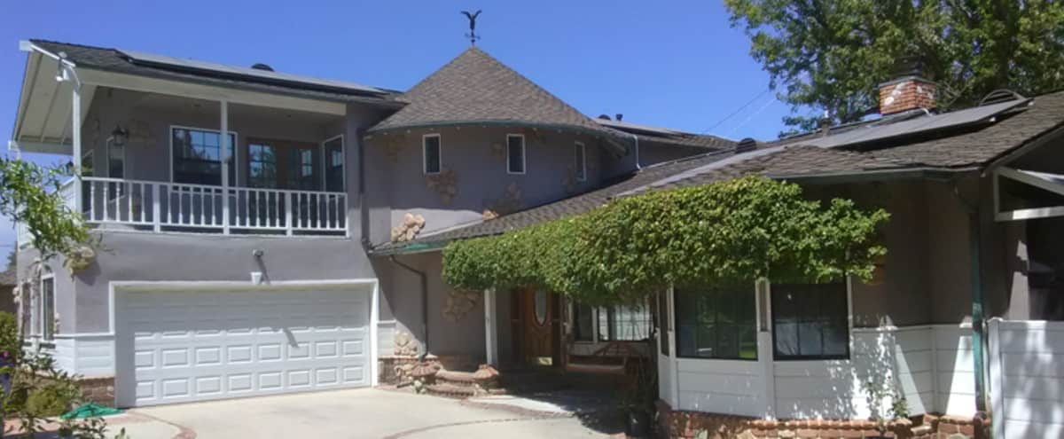 Available for Filming: Elegant Country Manor in L.A. Valley Suburb! in Van Nuys Hero Image in Lake Balboa, Van Nuys, CA