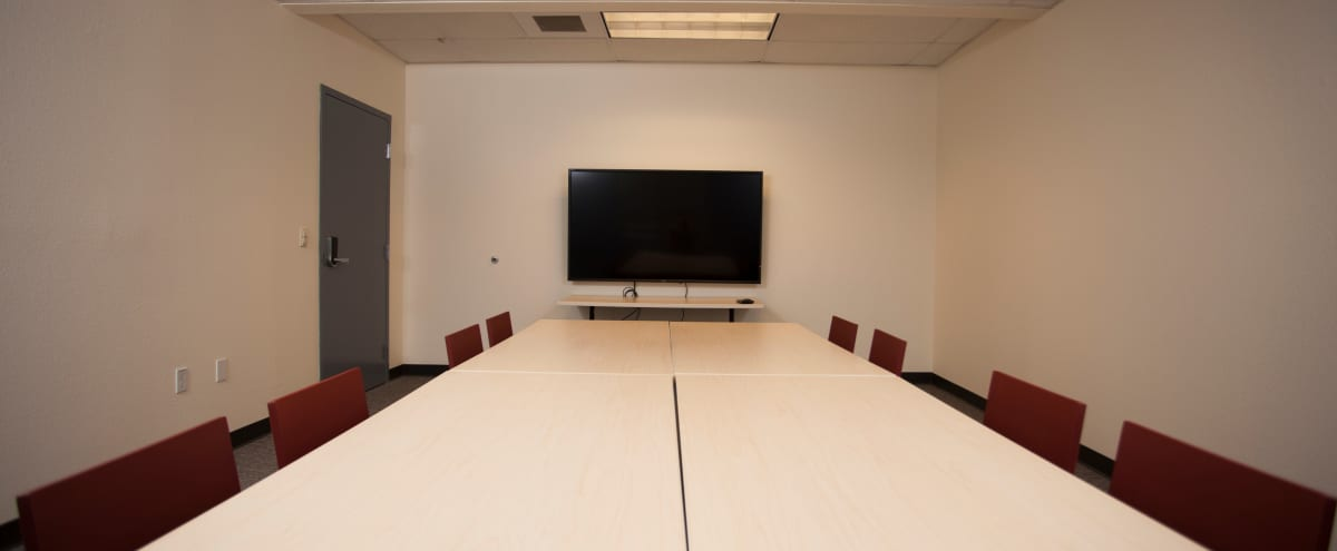 Conference Room with Monitor in Santa Cruz Hero Image in undefined, Santa Cruz, CA
