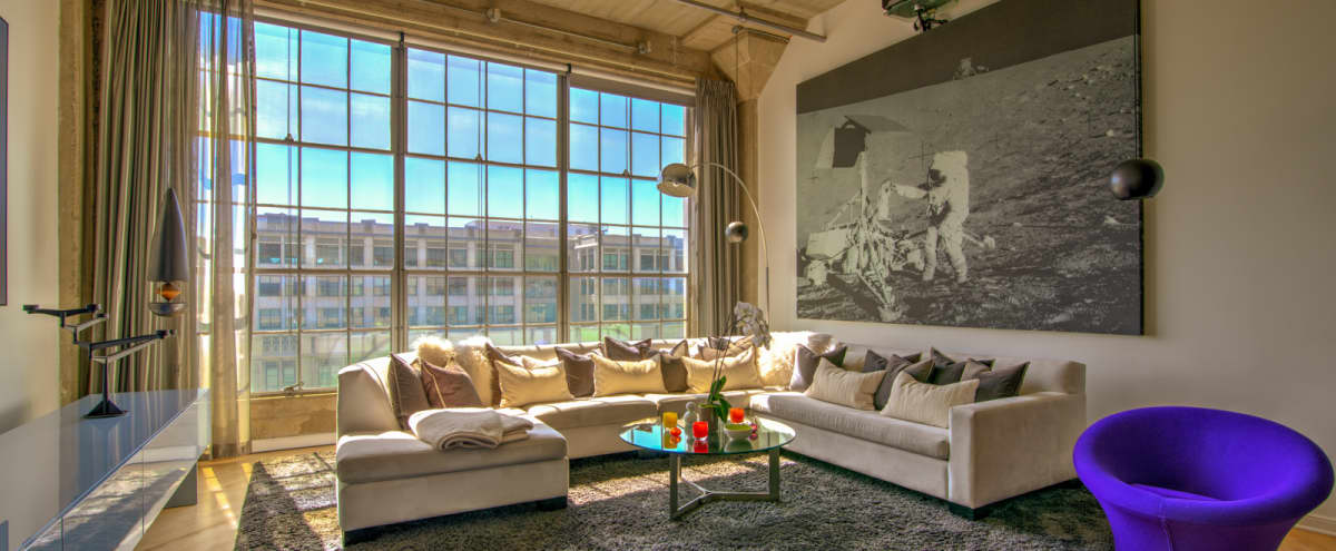 Light and Spacious Clocktower Loft in San Francisco Hero Image in South of Market, San Francisco, CA