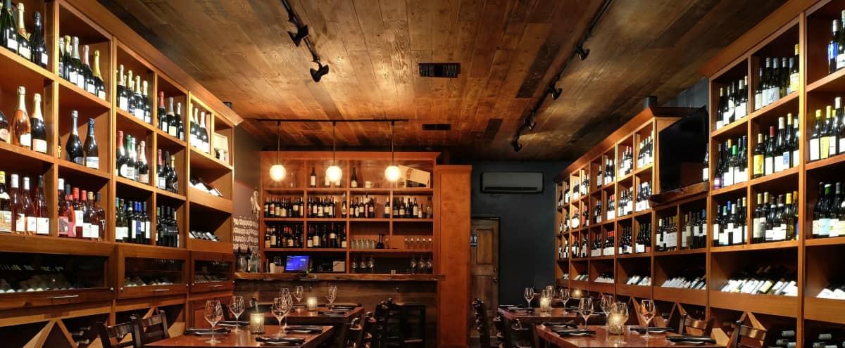 FiDi Intimate Wine Room in San Francisco Hero Image in Financial District, San Francisco, CA