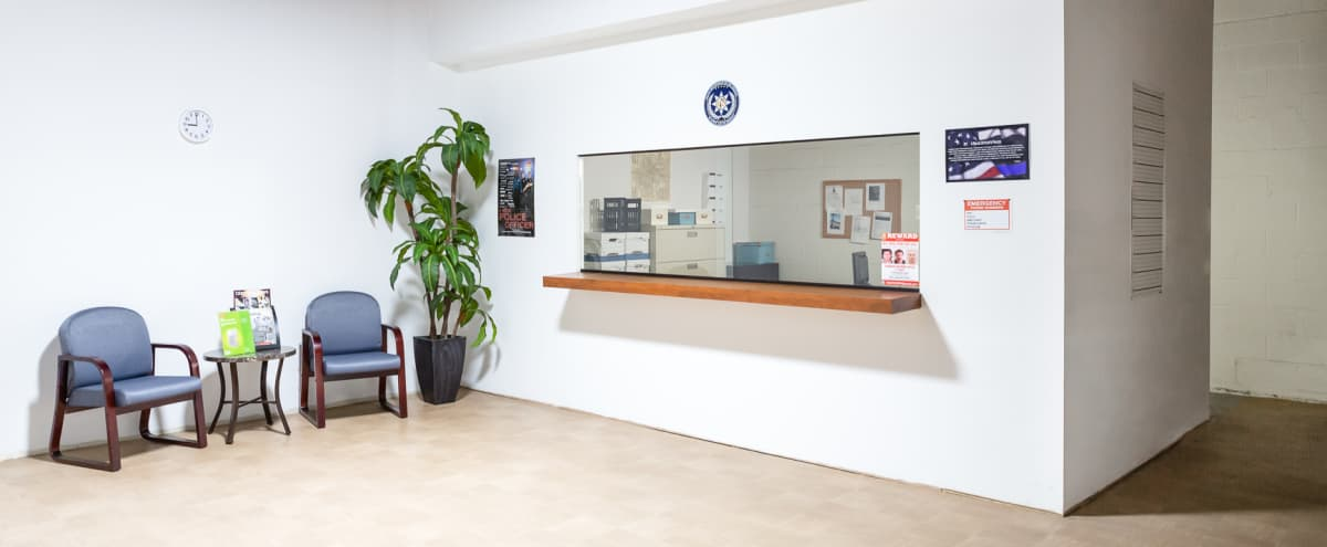 Los Angeles Bank Police Station Front Desk for TV & Film Production 8 in los angeles Hero Image in undefined, los angeles, CA