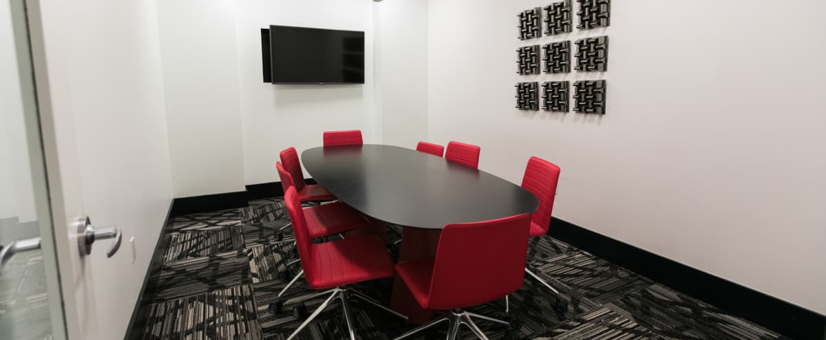 Modern Conference Room in FiDi in New York Hero Image in Lower Manhattan, New York, NY