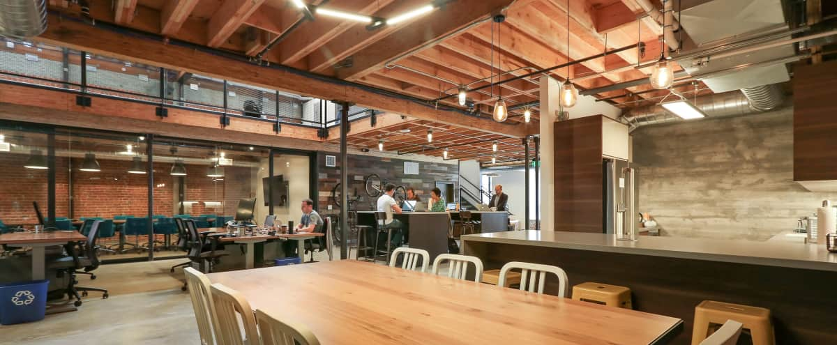 A professional meeting and event space in a dynamic Chic Industrial Space! Located in Temescal! in Oakland Hero Image in Temescal, Oakland, CA