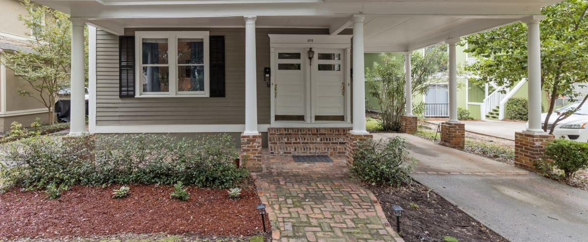 1920 Historical Duplex in Columbia Hero Image in Hollywood-Rose Hill, Columbia, SC