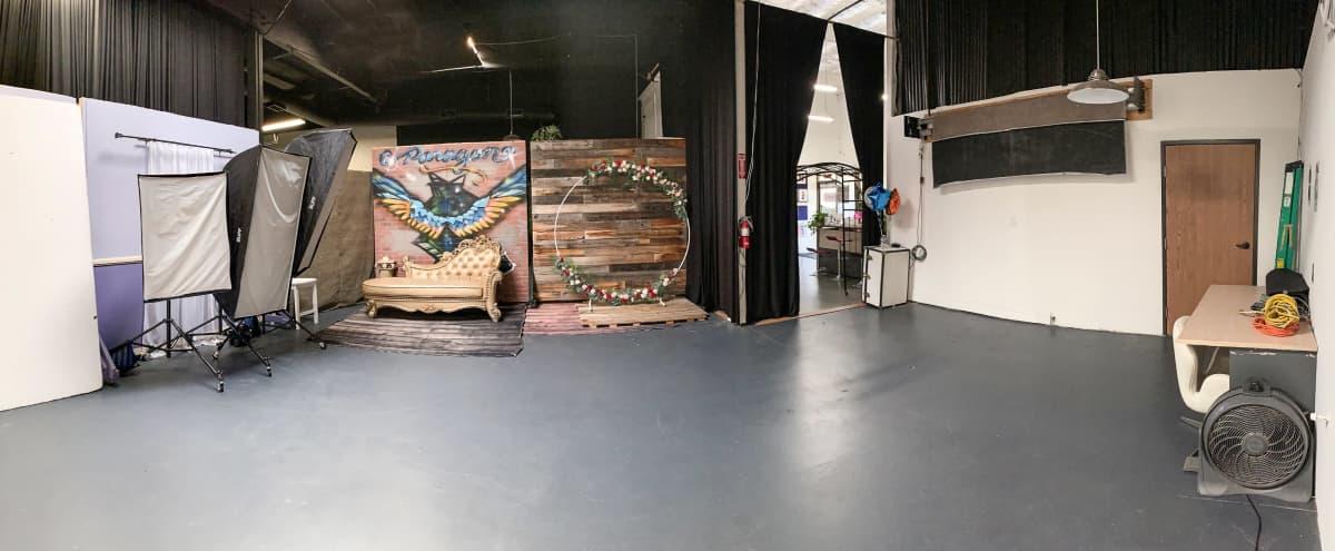 600Sq Ft Imagination Studio: Backdrops, Props, + More! in ORANGE Hero Image in undefined, ORANGE, CA
