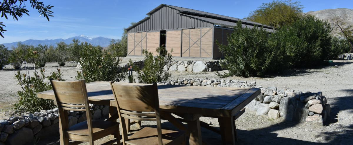 Desert Contemporary Home with Beautiful Grounds and Views in desert hot springs Hero Image in undefined, desert hot springs, CA