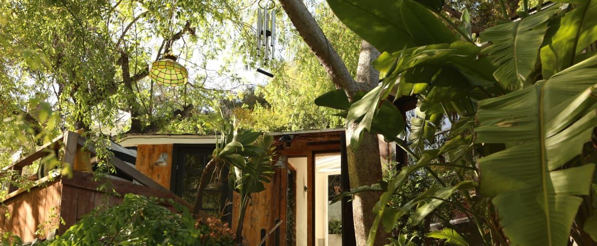 Laurel Canyon Treehouse Retreat in Los Angeles Hero Image in Central LA, Los Angeles, CA