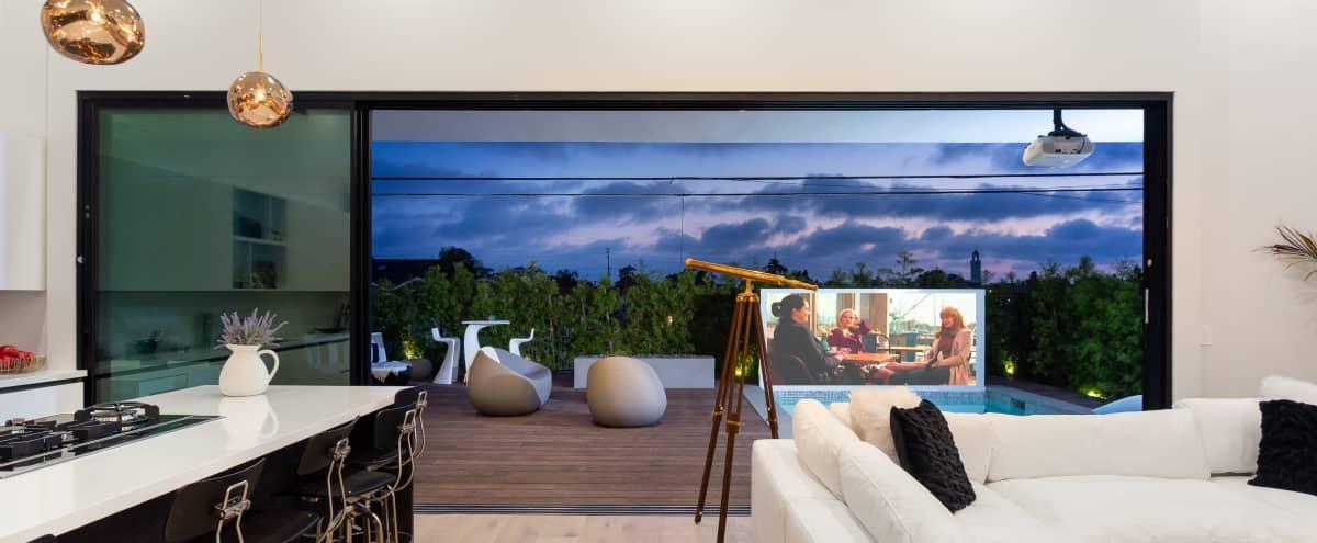 Stunning Brand New Contemporary Villa with Mountain Views In Silicon Beach in LA Hero Image in Westchester, LA, CA