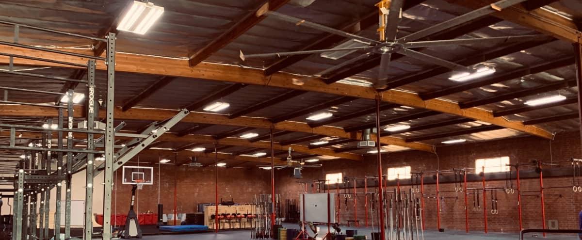 Industrial huge crossfit gym with great natural light in Van nuys Hero Image in undefined, Van nuys, CA