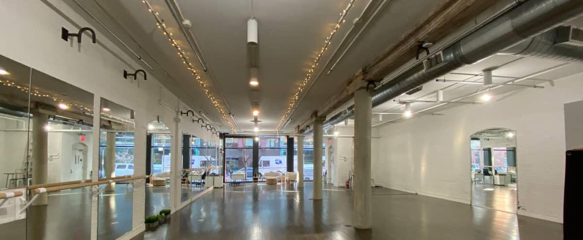 Downtown Versatile Fitness/Yoga Studio in New York Hero Image in Hudson Square, New York, NY