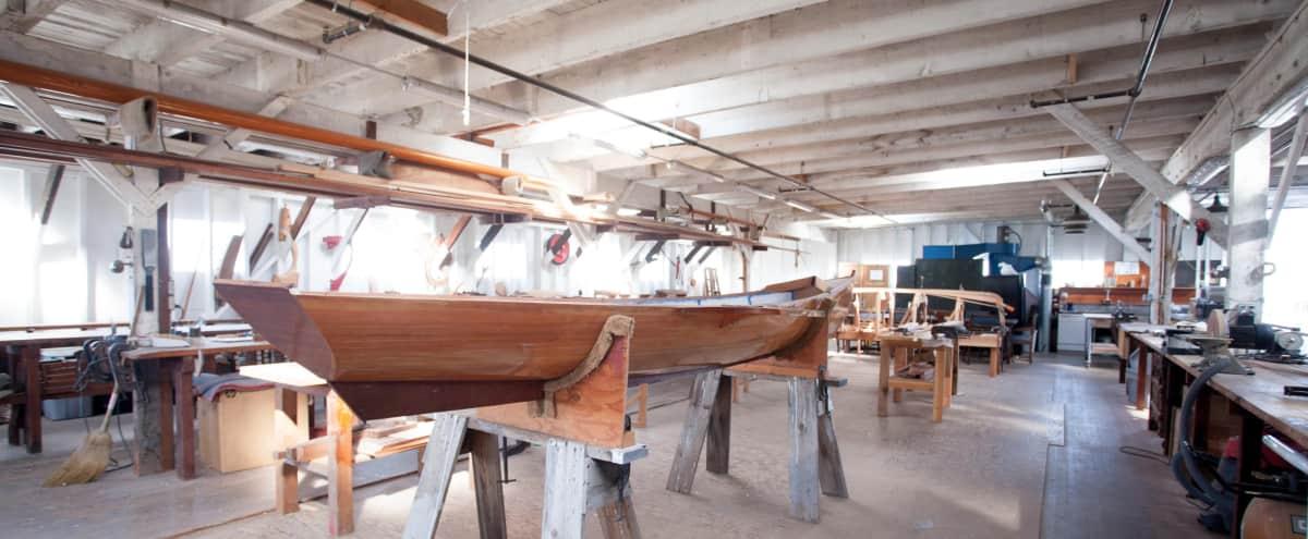 Historic Waterfront Boatyard in Sausalito Hero Image in undefined, Sausalito, CA