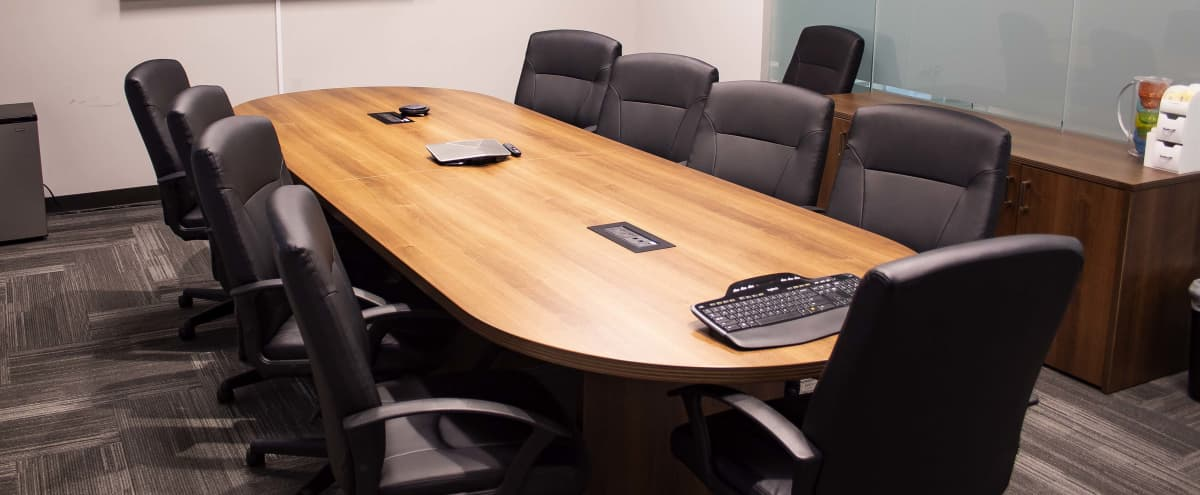 Private Meeting Room for 10 in Houston Hero Image in undefined, Houston, TX