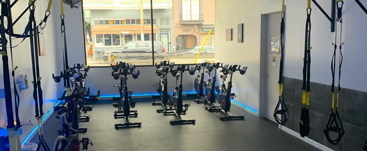 Fitness Studio Gem in Noe Valley in San Fransisco Hero Image in Noe Valley, San Fransisco, CA